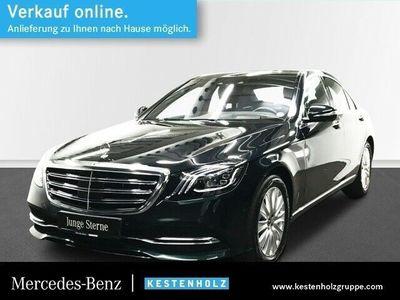 gebraucht Mercedes S400 d 4M 360°+STANDHZ+PANO+MULTIBEAM+BURMESTER