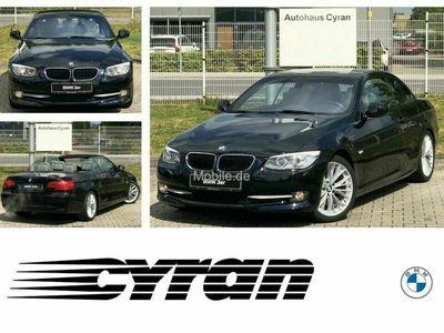 gebraucht BMW 325 Cabriolet i Individual Navi PDC Leder Sitzhzg