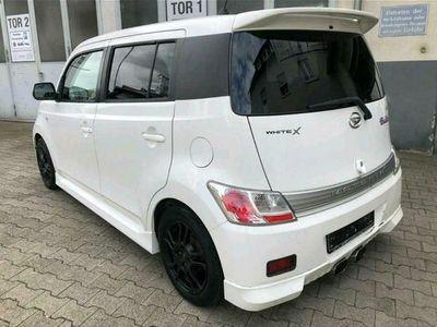 gebraucht Daihatsu Materia WhiteX !!! Sportwagen