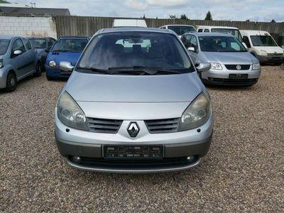 gebraucht Renault Scénic Dynamique 2.0 16V
