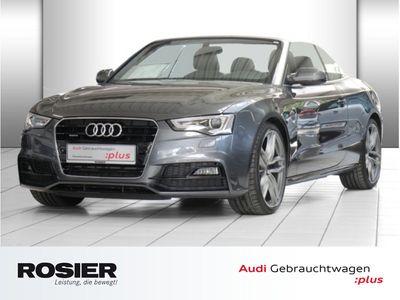 gebraucht Audi A5 Cabriolet 2.0 TDI quattro S line Navi Xenon 2