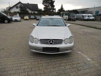 käytetty Mercedes CLK270 CDI