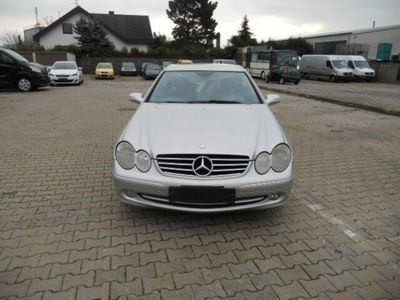 gebraucht Mercedes CLK270 CDI