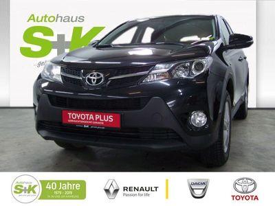 gebraucht Toyota RAV4 4X2 2,0 D4D DPF Navigation