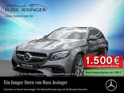 gebraucht Mercedes E63 AMG E 63 AMG Mercedes-AMGT 4MATIC+ +COMAND+DISTRONIC+ AMG