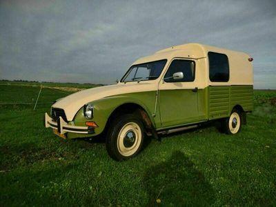 gebraucht Citroën Acadiane two tone komplett restauriert ( C... als in Leer (Ostfriesland)