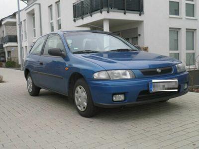 usata Mazda 323 YOUNGTIMERP BA 1.3 BJ 1997
