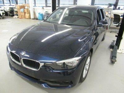 gebraucht BMW 318 d Aut/Navi/AHK/PDC/Tempomat/Alu