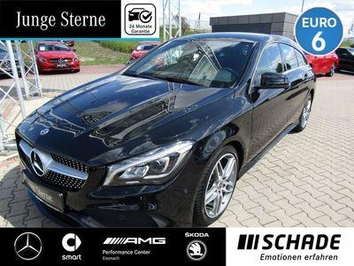 gebraucht Mercedes CLA180 Shooting Brake AMG Line 8?Media-Display*LED*Licht-A