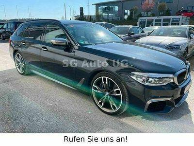 gebraucht BMW 550 Neu xd Massage Nachtsicht Soft Close B&W TV