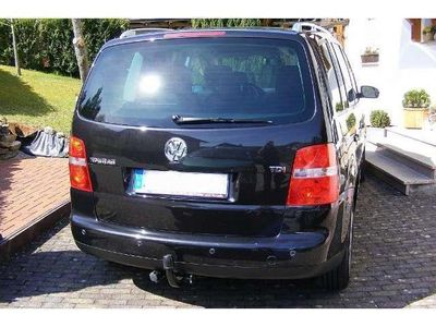 gebraucht VW Touran 1.9 TDI Highline