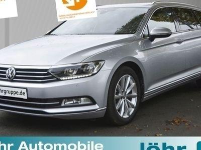 gebraucht VW Passat Variant 2.0 TSI DSG Highline NaviPro AHK