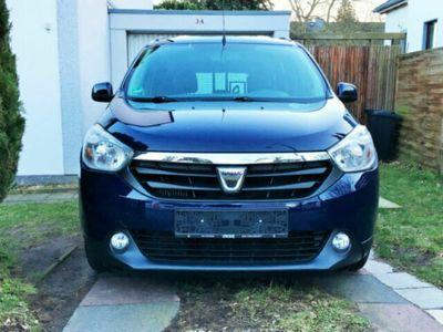 gebraucht Dacia Lodgy Laureate,TÜV AU Neu 69000km.Sitzheizung.