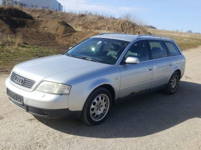 gebraucht Audi A6 Avant 2.5 TDI **6 GANG**EURO 3**TÜV 07/17**