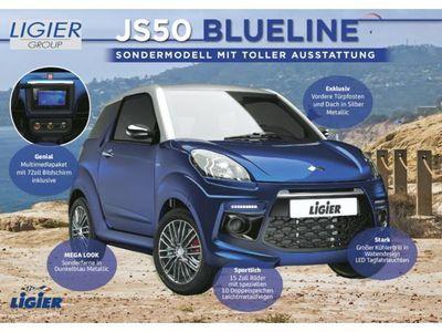 gebraucht Ligier JS50 Blueline DCI Aktionsmodell