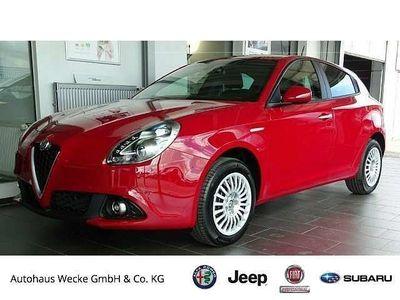 gebraucht Alfa Romeo Giulietta 1.4 TB 16V +Navi/PDCv+h/Multif.Lenkrad+
