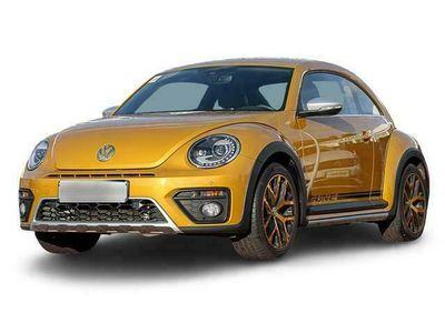gebraucht VW Beetle 1.5 TSI DUNE Navi Xenon Fender LM18