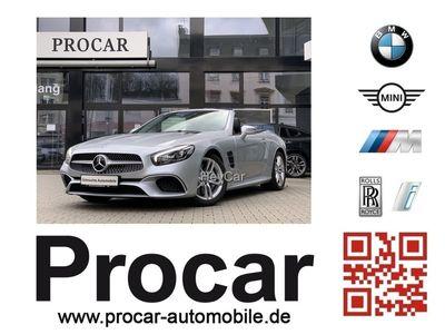 gebraucht Mercedes SL500 Navi Leder Xenon Sitzbelüftung