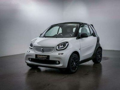 gebraucht Smart ForTwo Cabrio turbo DCT EDITION SUPERSPORT HP121