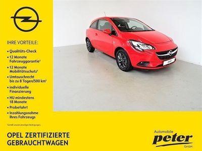 gebraucht Opel Corsa E 1.4 Turbo 120 Jahre S/S Euro 6d-Temp BC