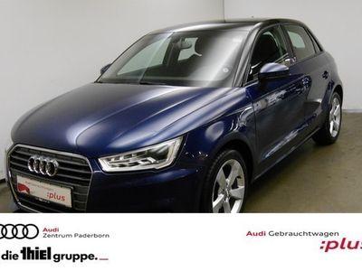 gebraucht Audi A1 Sportback 1.0 TFSI sport Xenon/media Paket/Ei