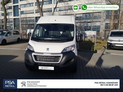 gebraucht Peugeot Boxer KA HDi 333 L2H2 S&S Premium AHK/NAVI/KAMERA/270°Türen