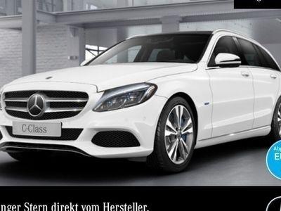 gebraucht Mercedes C350e T Avantgarde Fahrass Airmat Pano Burmester