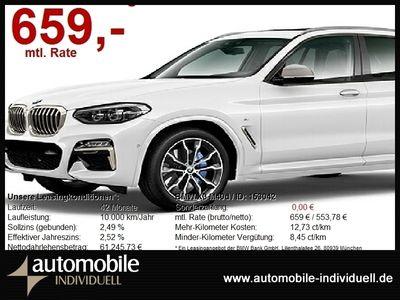 gebraucht BMW X3 M40d Live