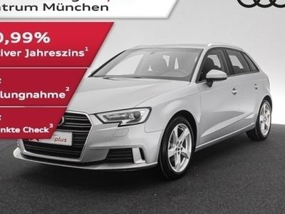 gebraucht Audi A3 Sportback 30 TFSI sport Navi/PDC/SitzHzg
