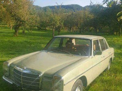 gebraucht Mercedes W115 230.4, /8, Strich 8