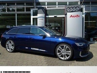 gebraucht Audi S6 Avant 3.0 TDI MATRIX LED+AHK+NAVI+LEDER