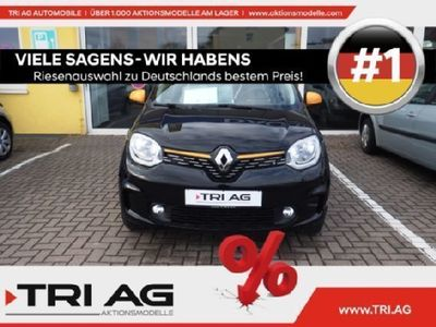 gebraucht Renault Twingo Intens TCe 90 Klima Temp PDC RDC LED-Tagfahrlicht Multif.Lenkrad AUX USB MP3