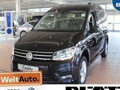 gebraucht VW Caddy Maxi Life Comfortline 7-Sitzer Navi Klima