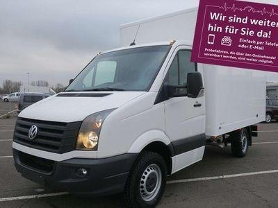 gebraucht VW Crafter 35 Koffer EK MR EURO 6 KLIMA