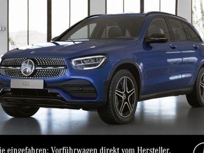 gebraucht Mercedes GLC220 d 4M AMG LED Night Keyl-GO Kamera Sitzh