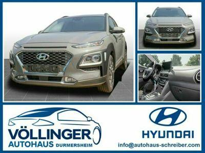 gebraucht Hyundai Kona Style Hybrid LED Navigationspaket