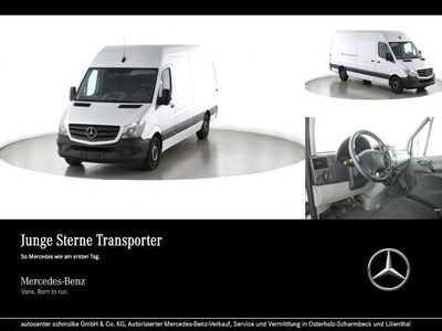 gebraucht Mercedes Sprinter 314 Ka MAXI *CARGO*KLIMA*EURO6* Klima/BC/R-CD