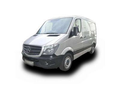 gebraucht Mercedes Sprinter Kasten 316 CDI KLIMA/EURO-6/KAMERA/NAVI