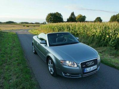 gebraucht Audi A4 Cabriolet 1.8 T S-Line, TÜV 05/2022, Leder