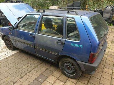 gebraucht Fiat Uno *Nur 113100 km* Kein TÜV*Technik Super