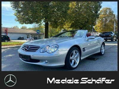 gebraucht Mercedes SL600 Roadster Pano.-Dach/Klima/TV Tuner/Xenon