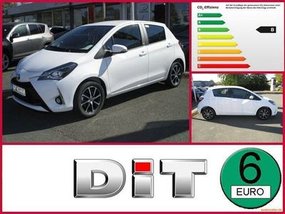 gebraucht Toyota Yaris 1,5 TEAM D Sitzheizung, Bluetooth, Alu