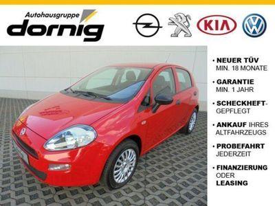 käytetty Fiat Punto 1.2 8V Basis,Klima, Sitzh.