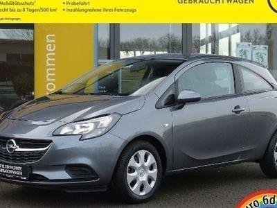 gebraucht Opel Corsa E Edition ecoFlex Allwetter Bluetooth 6D-Temp