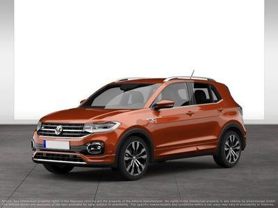 gebraucht VW T-Cross - Style 1,0l TSI