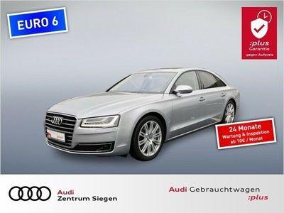 gebraucht Audi A8 4.2 TDI quattro tiptronic Navi Matrix Top View