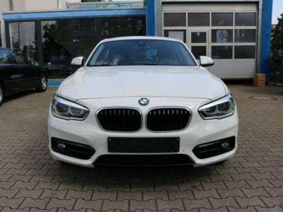 gebraucht BMW 120 120 Baureihe 1 Lim. 5-trg. i Sport Line