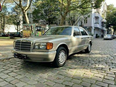 gebraucht Mercedes 500 W126H-Kennzeichen