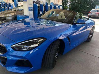gebraucht BMW Z4 M sDrive30i Aut. Sport mit originale Car Cover