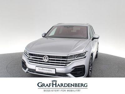 gebraucht VW Touareg 3.0 TDI 4Motion Tiptronic Parklenkass.